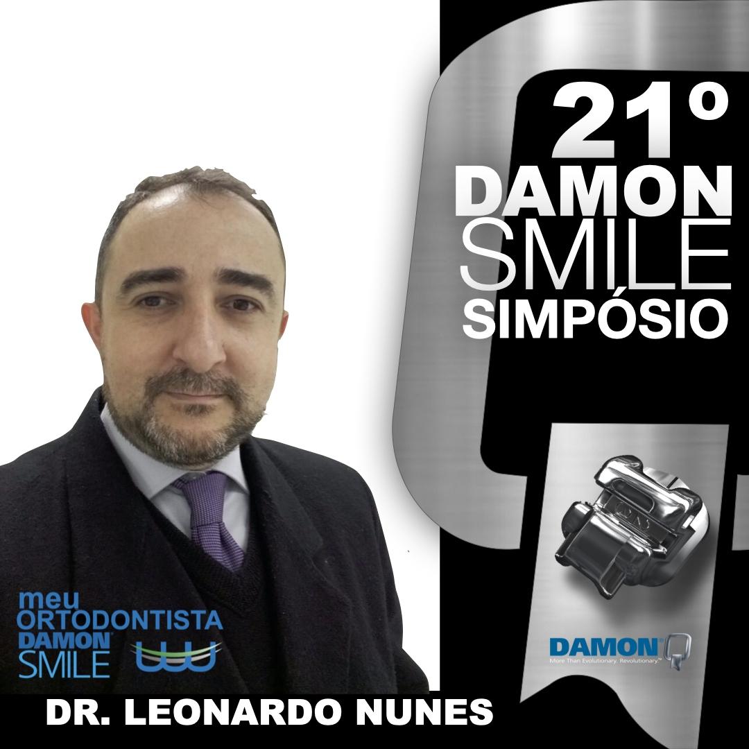 21 Damon Simposio Leonardo Nunes