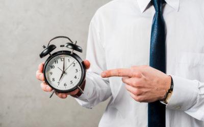 Administração do Tempo — Aprenda a Equilibrar Trabalho, Lazer e Família