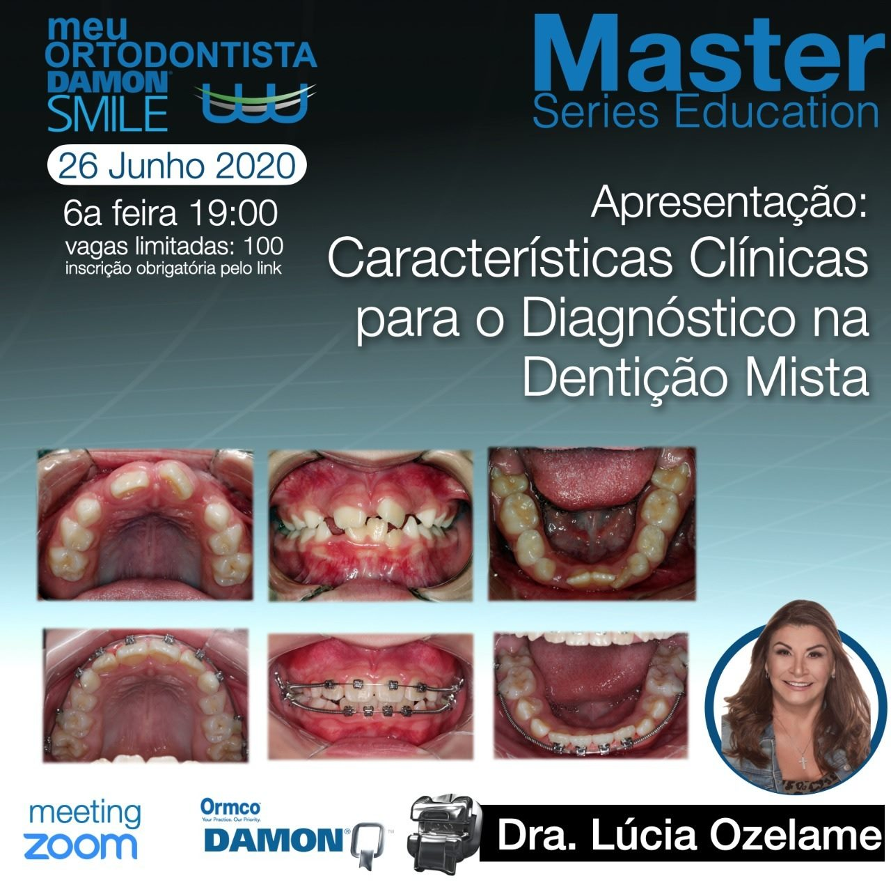 LIVE Dra. Lucia Ozelame