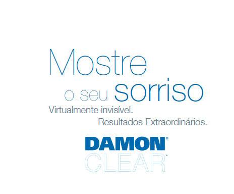 damon clear ortodontia logo