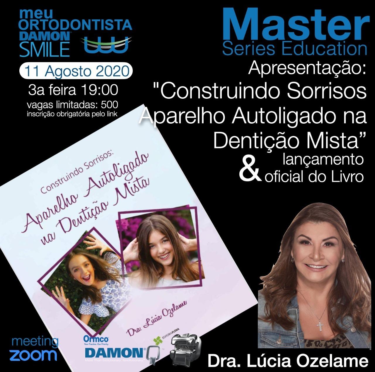 Live Lucia Ozelame 11 ago